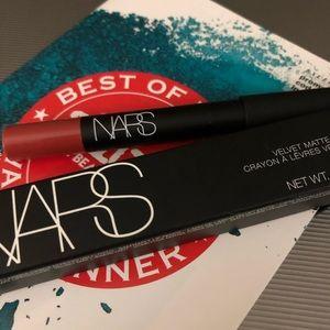 New Full sized NARS lip pencil in Dolce Vita